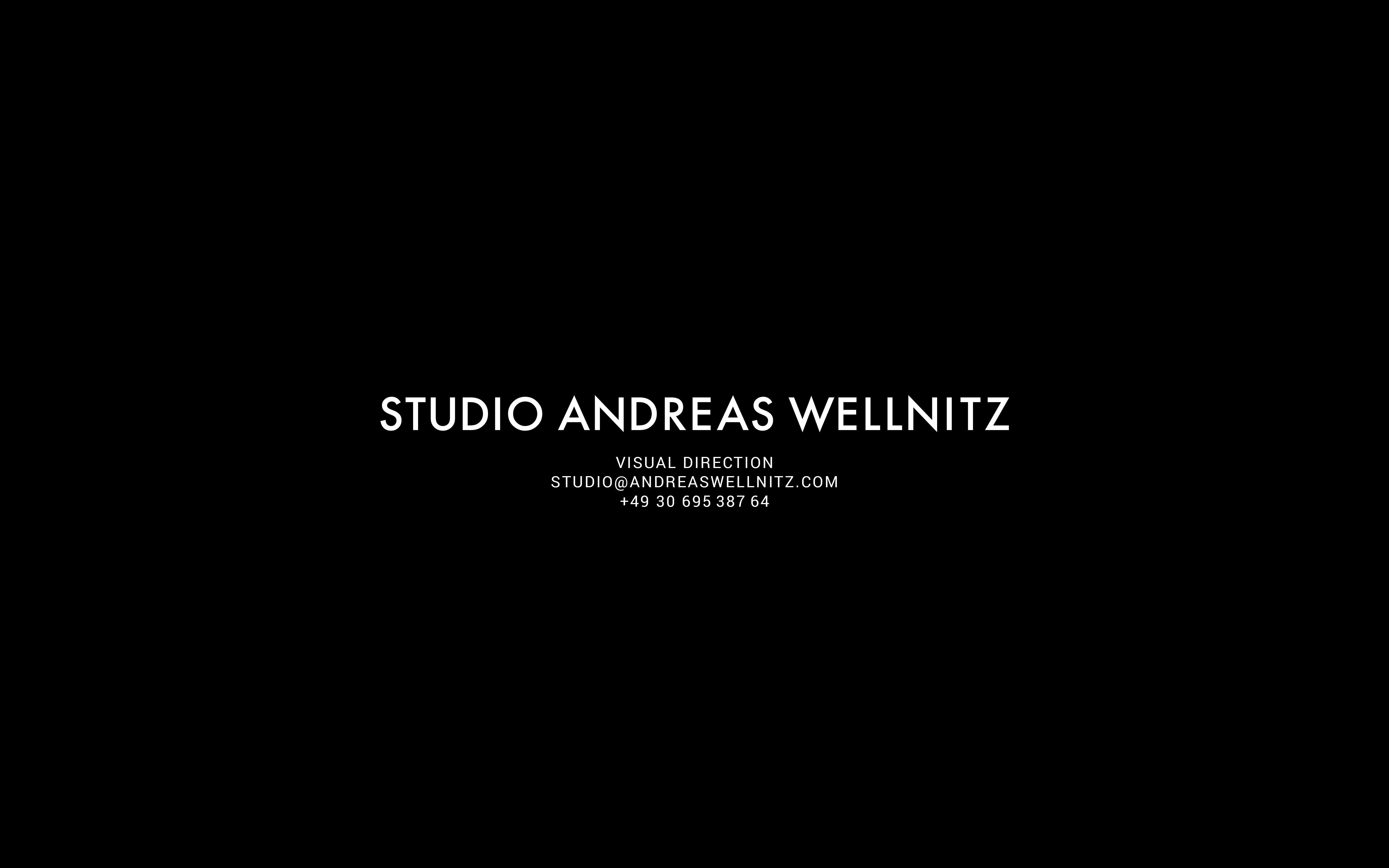 STUDIO ANDREAS WELLNITZ construction